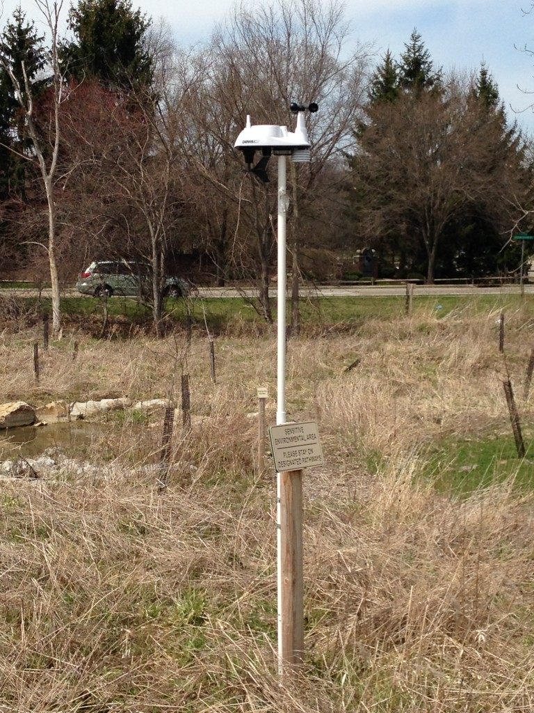 weather station 2014